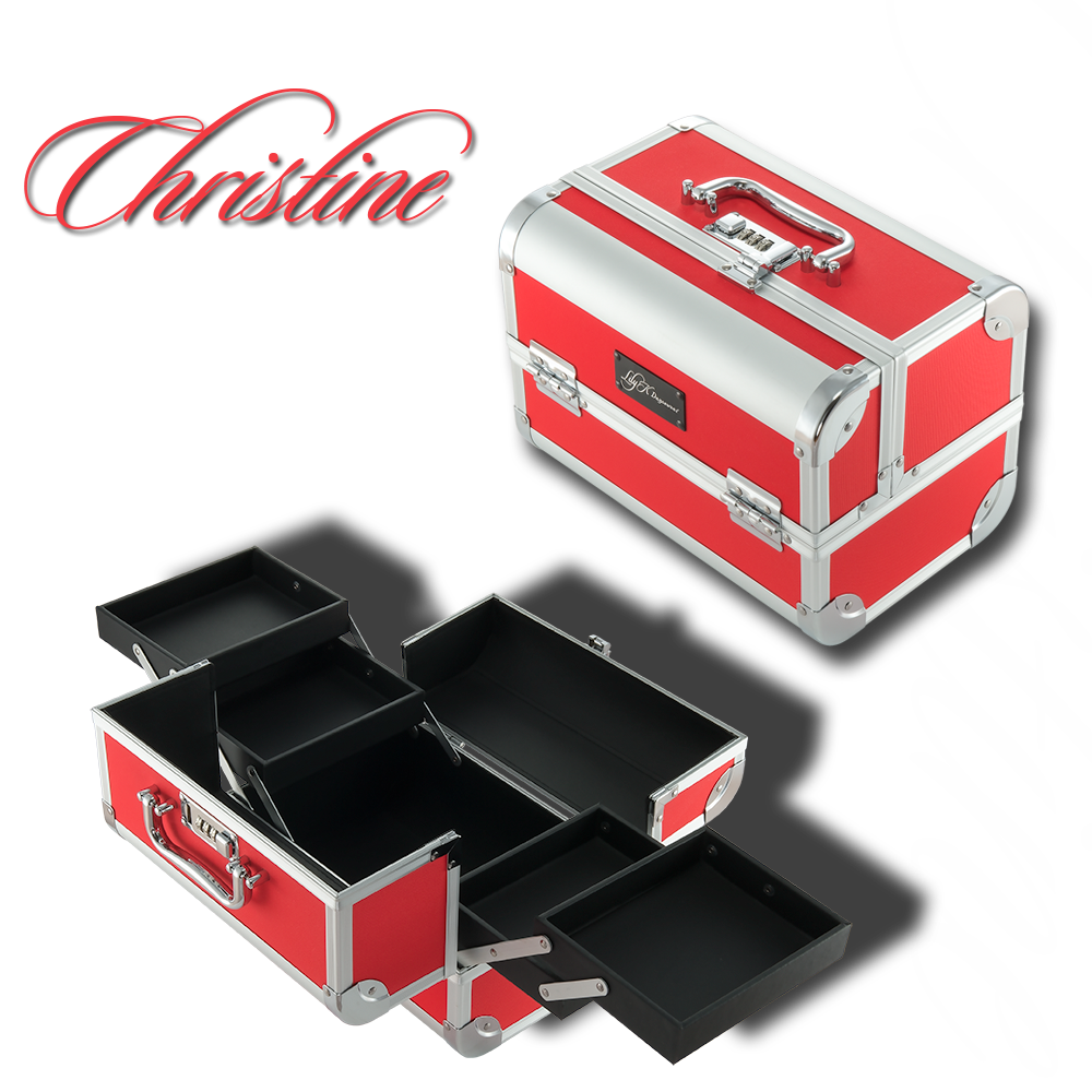 Christine-Matt-Red-Makeup-Case