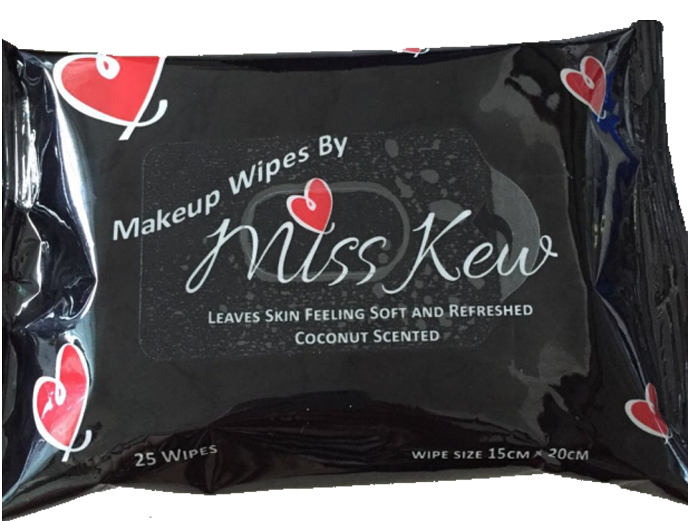 MISSKEW-Makeup-Wipes-6-pack--Coconut-Scented-Makeup-Remover-Wipes-15cm-x-25cm